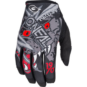 ONeal Mayhem Gloves MATT MCDUFF SIGNATURE gray/red